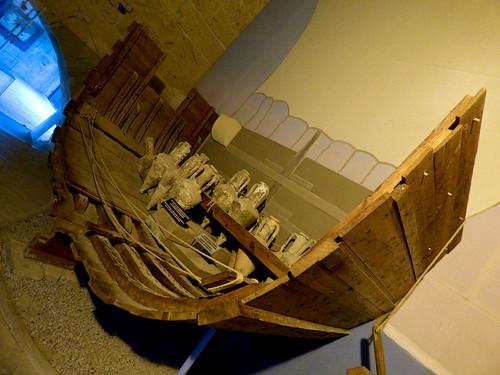 Girne - castle Roman shipwreck (3)