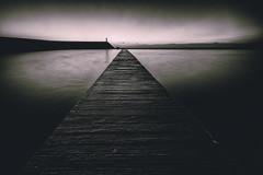 Newcastle Ocean Baths (Leighton Wallis) Tags: sony alpha a7r mirrorless ilce7r 1635mm f40 emount newcastle nsw newsouthwales australia newcastleoceanbaths sunrise dawn longexposure silhouette ramp