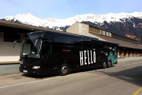 ÖBB Hellö - ÖBB on the Road, Innsbruck