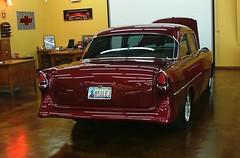 55 Chevrolet custom (jHc__johart) Tags: chevrolet 1955chevrolet car auto automobile vehicle custom customized