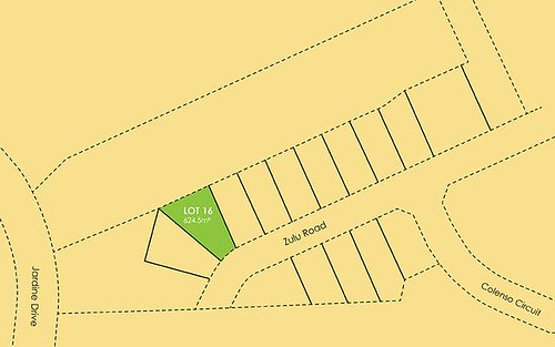 Lot 16, 15 Zulu Road, Edmondson Park NSW