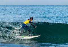 In Touch With the Wave (tquist24) Tags: california danapoint nikon nikond5300 pacificocean strandbeach beach geotagged ocean surf surfer surfing water wave unitedstates