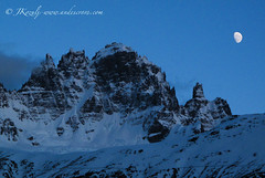 Guided Skiing in Cerro Castillo