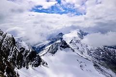 vom Kitzsteinhorn... (emilphotoat) Tags: austria mountain salzburg kitzsteinhorn 3000m winter