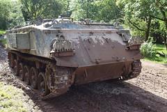 FV432 APC (Hammerhead27) Tags: old wet army drive mud military tracks vehicle armour fv432 scotland2015