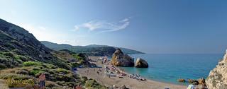 Παραλία Ξυνόβρυση - Xinovrisi beach