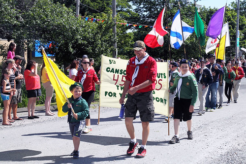 Canso Regatta Parade - August 15 2015