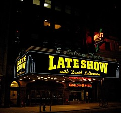 NYC (agaphotomono) Tags: nyc newyork manhattan broadway lateshow late davidletterman