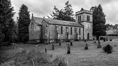 Church near Lowther (velodenz) Tags: birthday uk england church club digital photography cycling cyclists photo image britain united great picture kingdom pic photograph gb fujifilm rides phot touring ctc x30 penrith 2015 cyclisme lowther velodenz 20150820