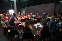 photoset: WUK: Pressekonferenz iG Kultur Wien - Eine andere Kulturpolitik ist nötig (1.9.2015)