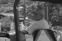the old rancher (klucsarm) Tags: tractor truck mexico driver farmer rancher sinaloa