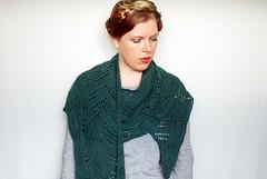 Galax shawl (-leethal-) Tags: scarf knitting lace knit shawl kenzie worsted galax interweave d80 leethalknits
