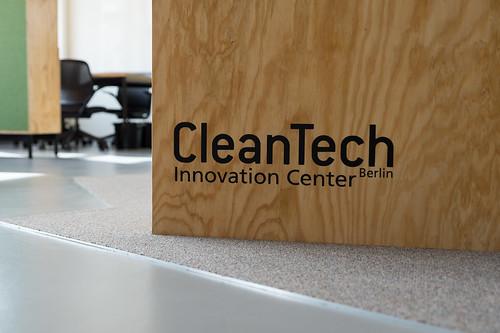 CIC Logo Fußboden Foto: Ole Bader