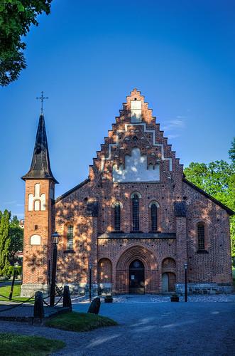 Sigtuna church