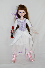 Clara Marie - My Ballerina Dolls (reidelsol) Tags: ballet ballerina nutcracker claramarie myballerinadolls