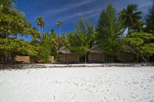 Papuan Cottage - Spiaggia