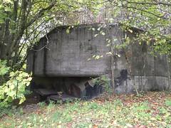 Bunker Sperre Frick, Aargau, Switzerland (W-chlaus) Tags: schweiz switzerland suisse fort swiss wwii bunker ww2 aargau armee panzer frick fricktal sperre