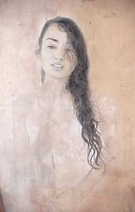 Painterly (Pete Foley) Tags: portrait painterly texture beauty model photoart flickrsbest overtheexcellence picswithsoul dominiquezuniga