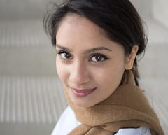 Manal (jeffcbowen) Tags: street pakistan toronto eyes stranger manal thehumanfamily