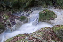 _DSC5791 (Inda Agudo (Ferrari X)) Tags: autumn otoño pirineo baquedano urederra afz aguasedosa satinwater