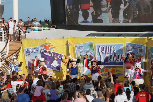 """Disney Fantasy Sail Away Party • <a style=""""font-size:0.8em;"""" href=""""http://www.flickr.com/photos/28558260@N04/22786707552/"""" target=""""_blank"""">View on Flickr</a>"""