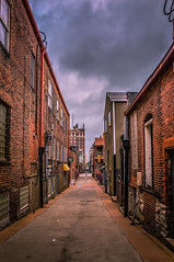 Dawn in the Alley