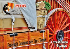 Portada i 3er. Premi Calendari 2016 Federaci Catalana dels Tres Tombs (MARIA ROSA FERRE) Tags: tres tombs portada catalana calendari dels 3er 2016 premi federaci