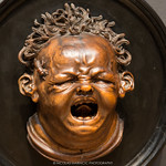 Screaming child, stung by a bee - attributed to Hendrick de Keyser thumbnail