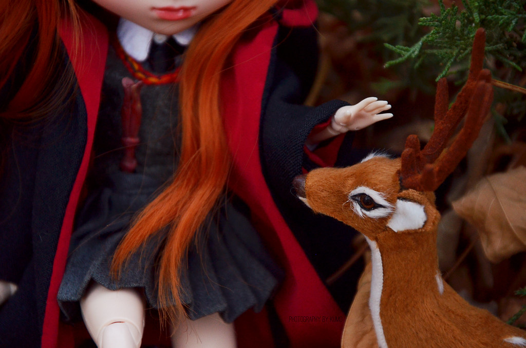 Lily Potter Wig 85
