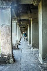 No mirrors (tatlmt) Tags: asia cambodia charlotte angkorwat siemreap goldenlight goldenhours