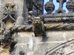 Tomar (michael kogan) Tags: stonework medieval chimera