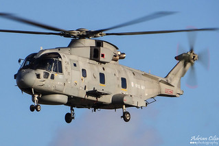 Royal Navy --- Agusta Westland Merlin HM.1 --- ZH841