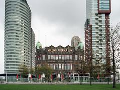 151220_img010_Hotel_NY (SephRademakers) Tags: holland rotterdam bronica highrise amerika hotelnewyork lijn bronicazenza hotelny bronicazenzaetrs