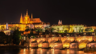 Lights of Prague