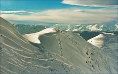Snow fields..... (Katarina 2353) Tags: winter landscape verbier switzerland katarina2353 katarinastefanovic