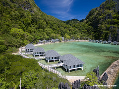 Lagen Island (Photocourtesy of El Nido Resorts) (NOSYTOUR - Diving Tour Operator) Tags: philippines apulit resort elnido palawan elnidoresorts lagen pangulasian elnidocove cove miniloc