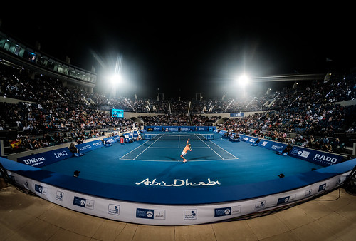 "Rafael Nadal in the Zayed Sports City Tennis Stadium • <a style=""font-size:0.8em;"" href=""http://www.flickr.com/photos/125636673@N08/31149863564/"" target=""_blank"">View on Flickr</a>"