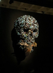 IMG_3908 (aureliajf) Tags: australia janfabre mona museumofoldandnewart skull tasmania