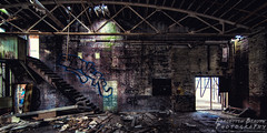 It All Leads Nowhere (forgottenbeautyphotography) Tags: ct connecticut newengland abandoned brass brassworks factory industrial metalwork urban urbandecay urbanexploration