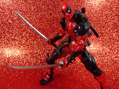 Deadpool (Matheus RFM) Tags: deadpool kaiyodo revoltech