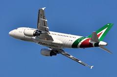 EI-IMC  FCO (airlines470) Tags: eiimc a319 msn 2057 alitalia fco airport a319112 a319100 ibimc