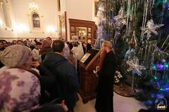 046. Nativity of the Lord at Lavra / Рождество Христово в Лавре 07.01.2017