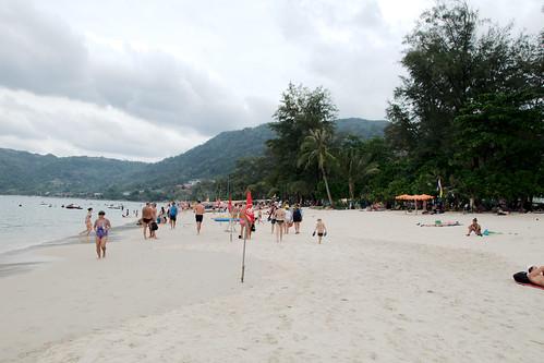 Pathong Beach (Kathu,Thailand)