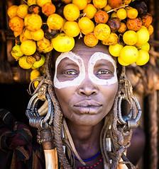 Etiopia (mokyphotography) Tags: etiopia woman donna tribù tribe people persone portrait ritratto eyes occhi viso face omovalley omo