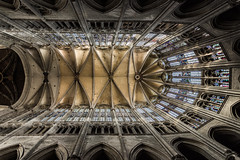 Cathédrale Saint-Pierre de Beauvais (Damien Leprovost) Tags: week22017 52weeksthe2017edition weekstartingsundayjanuary82017 beauvais cathedral cathédrale picardie christianisme church nef