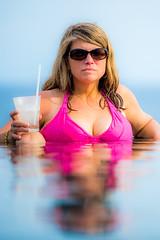 Julia (Thomas Hawk) Tags: baja bajacalifornia cabo cabosanlucas hilton hiltonloscabos hotel julia juliapeterson loscabos mexico bikini infinitypool mrsth pool spouse swimmingpool wife fav10 fav25 fav50 thanks