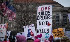 Womens March DC-20170121-TW Meetup _ 20170121 _ KMB_0284 (kevinbarry7) Tags: washington dc feminism dump trump protest capital resist mall pence devos love trumps hate