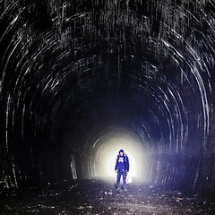 Underground (Craig Hannah) Tags: underground diggle derelict abandoned decay disused light tunnel saddleworth pennine railway butterhousetunnel oldham greatermanchester westriding yorkshire england craighannah 2017 uk lone pennines