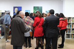 "Inauguración de la exposición ""Tierra Tricolor"" de Julio Reyes • <a style=""font-size:0.8em;"" href=""http://www.flickr.com/photos/136092263@N07/32436037071/"" target=""_blank"">View on Flickr</a>"