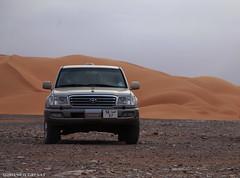 46-47 (Mohamed Grenat) Tags: libya toyota 2004 2003 sahara land criser landcruser landcriser turpo ليبيا صحراء رمال الربع الخالي غات العطشان sand dune dunes home d5 canon gopro